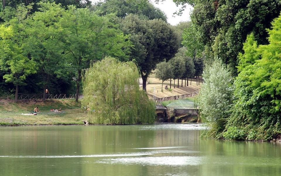 Parco Giochi Villa Pamphili